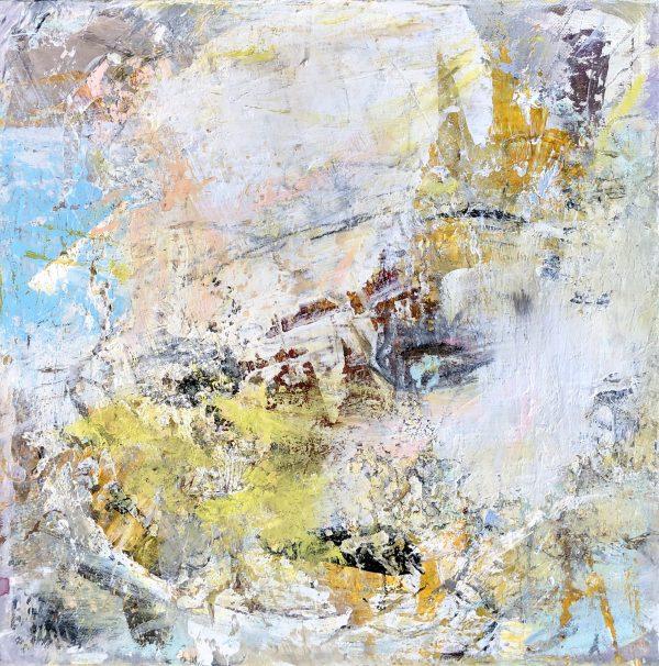 Kunstværk 30 x 30 cm