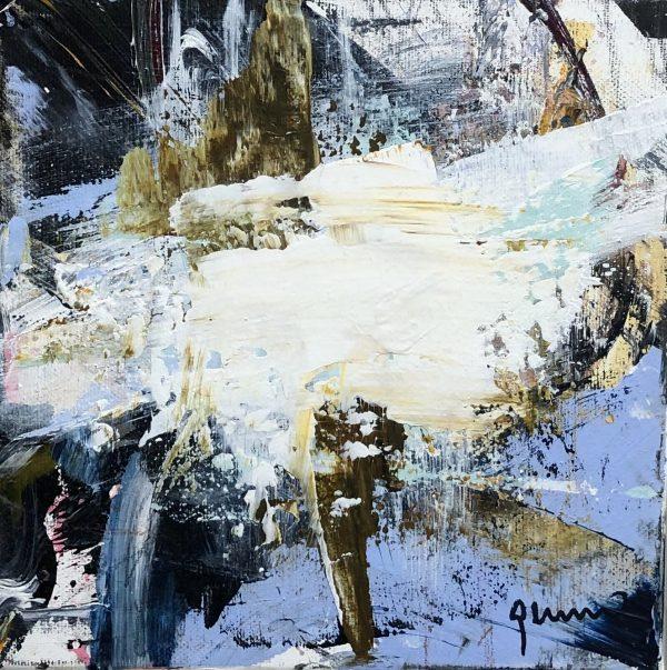 Kunstværk 20 x 20 cm