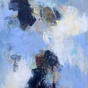 Kunstværk 100 x 120cm